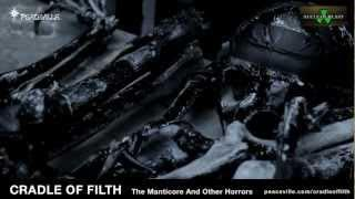 CRADLE OF FILTH - Making Of Music Video: Frost On Her Pillow