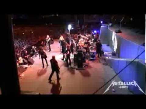 Metallica: Orion & Am I Evil? (MetOnTour - Indio, CA - 2011)