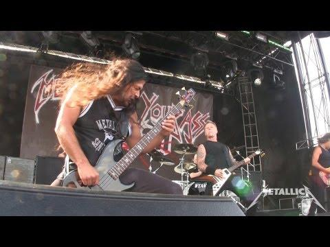 Metallica: Robert Trujillo Vs. Orion Music + More (MetOnTour - Detroit, MI - 2013)