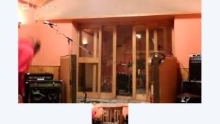 Sabazius 24-Hour Day/Night Live Doom Session at Foel Studios Part 3 (5 mins)