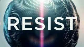 TESSERACT - Resist (Lyric Video)
