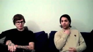 Interview With Joel Birch&Imran Siddiqi Of The Amity Affliction