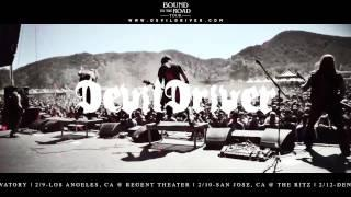 DEVILDRIVER - Tour Announcement US | Napalm Records