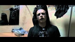 Cradle of Filth - Evermore Darkly (clip 2 from the documentary)