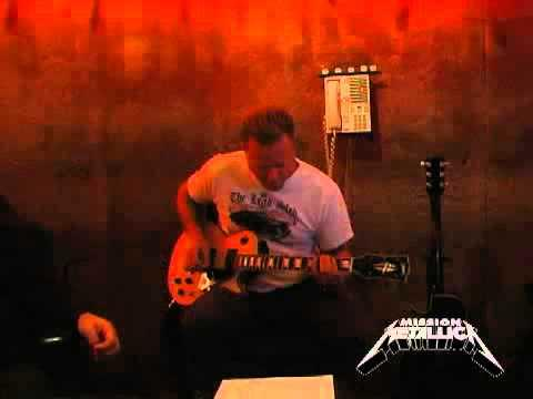 Mission Metallica: Fly On The Wall Clip (July 8, 2008)