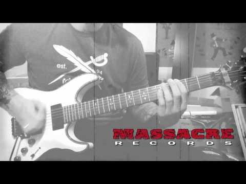 HATESPHERE - The Executioner Guitar Playthrough Video