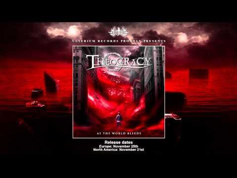 Theocracy - As The World Bleeds [album Teaser]