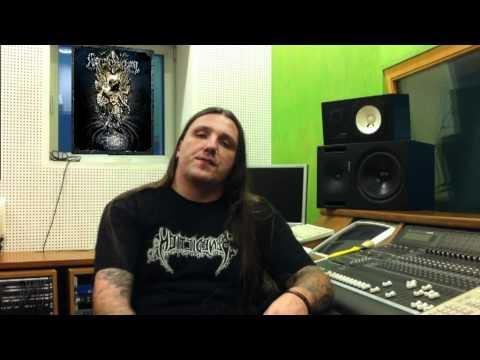 GRAVEWORM - Fragments Of Death (OFFICIAL ALBUM TRAILER PT 1)