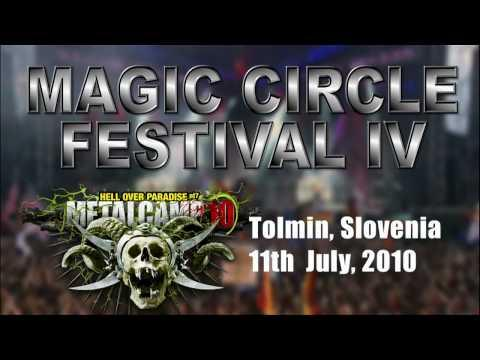 Magic Circle Festival IV @ Metalcamp 2010
