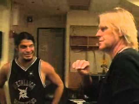 Metallica: Backstage Clips (MetOnTour - Boston, MA - 2004)