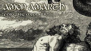 """Amon Amarth  """"Forging Mjölnir"""" Trailer"""