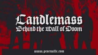 Candlemass - Behind the Wall of Doom (2DVD&3CD book set trailer)