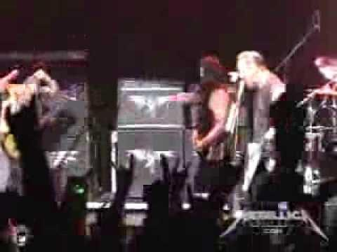 Metallica: Fight Fire With Fire (MetOnTour - Los Angeles, CA - 2008)