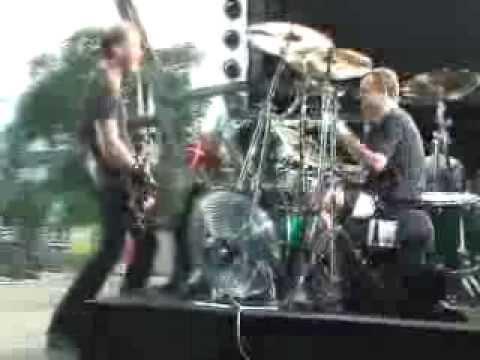 Metallica: Ride The Lightning (MetOnTour - Glasgow, Scotland - 2004)