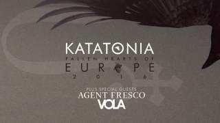 Katatonia - Fallen Hearts of Europe tour trailer (Germany)