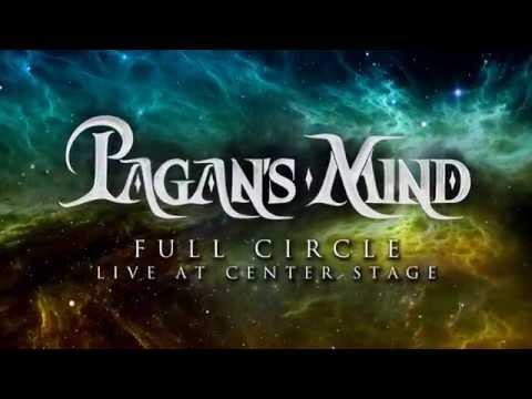 PAGAN`S MIND - Full Circle - Live At Center Stage