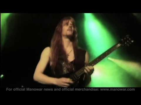 MANOWAR - Courage - OFFICIAL VIDEO