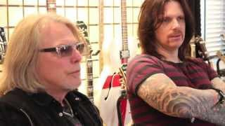 BLACK STAR RIDERS - One Track That Sums Up The Band (OFFICIAL INTERVIEW)
