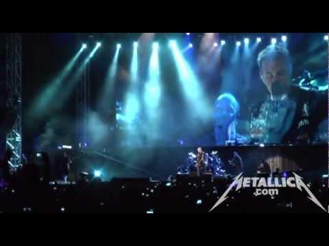 Metallica - Nothing Else Matters (Live - Udine, Italy) - MetOnTour