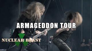 EQUILIBRIUM - Armageddon Tour (OFFICIAL TOUR TRAILER)
