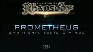 RHAPSODY -- PROMETHEUS, Symphonia Ignis Divinus (OFFICIAL TRAILER)