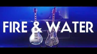 "ACE FREHLEY feat. Paul Stanley ""Fire And Water"" (Official Video)"