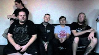CARNIFEX - A Christmas Message From The Band