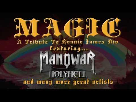 Ronnie James Dio Tribute - Manowar Pt.3 Of 3