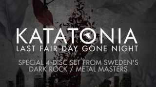 KATATONIA - Last Fair Day Gone Night (product Trailer)