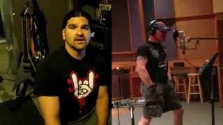 ASHES OF ARES - Studio Teaser 2013 (OFFICIAL BEHIND THE SCENES)