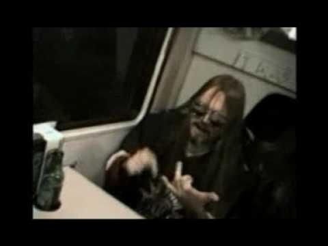 MESHUGGAH - New Millenium Cyanide Christ (OFFICIAL MUSIC VIDEO)