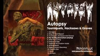 Autopsy - The Howling Dead (from Tourniquets, Hacksaws&Graves)