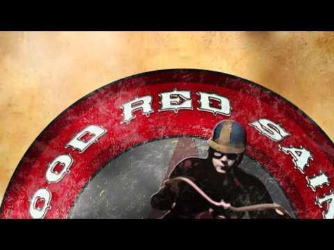 Blood Red Saints - Speedway EPK (Official / Studio Album / 2015)