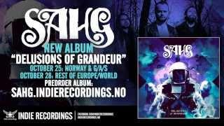 SAHG - Slip Off The Edge Of The Universe (Official)