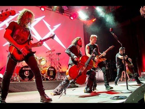 Metallica: 30 Years At The Fillmore (MetOnTour - San Francisco, CA - December 5, 2011)