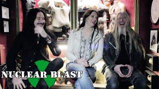 NIGHTWISH - Tuomas, Floor & Marco On The Title Of Their New Album (KERRANG! EXCLUSIVE INTERVIEW)