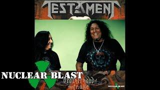 """TESTAMENT - Pre-order """"Brotherhood of the Snake"""" (OUTTAKES)"""