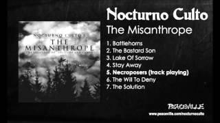 Nocturno Culto - Necroposers (The Misanthrope) 2007