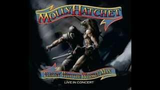 MOLLY HATCHET -Whiskey Man (Live) (AUDIO-ONLY!) (Label:  Collectors Dream Records)