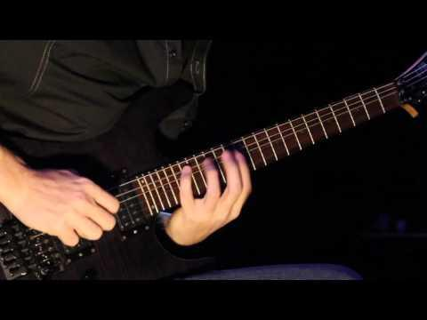 Waken Eyes - Deafening Thoughts [OFFICIAL GUITAR PLAYTHROUGH]