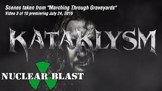 KATAKLYSM - Marching Through Graveyards (OFFICIAL VIDEO TEASER)
