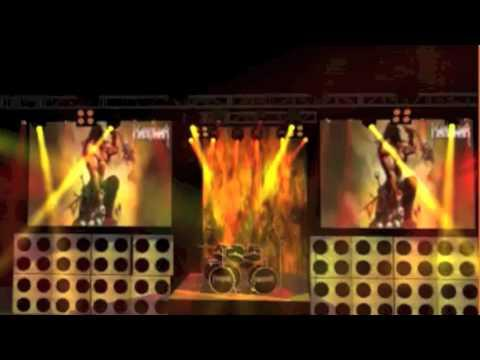 MANOWAR The Lord Of Steel World Tour 2012 - Stage Design Ideas