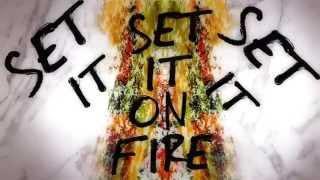 California Breed - Midnight Oil Lyric Video (Official / G.Hughes, J.Bonham, A. Watt)