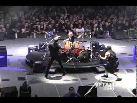 Metallica: Blackened (MetOnTour - Oakland, CA - 2008)