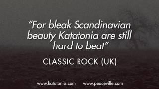 Katatonia - The Fall of Hearts (quotes trailer) (inc. bonus tracks teaser)