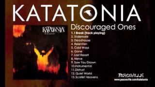 Katatonia - I Break (Discouraged Ones) 1998