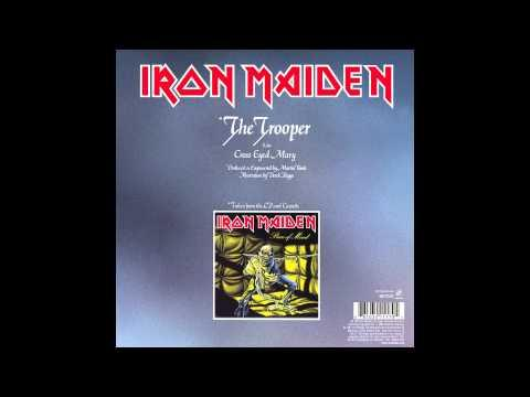 Iron Maiden - The Trooper / Cross Eyed Mary