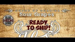 House Of Shakira - On The Edge (Album 'Sour Grapes' OUT NOW)