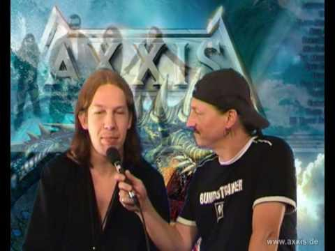 AXXIS - Utopia 2009 (EPK) English