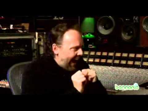 Metallica: Bonnaroo Interviews Lars Ulrich (2008)